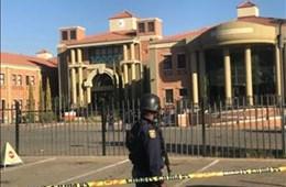 #BombThreat at municipal building in Bfn