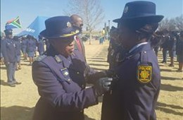 NW Provincial Police Awards and Recognition Ceremony