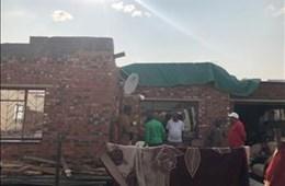 #Maokeng reels after devastating winds