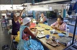 Naledi Jewellery: Star born in Botshabelo