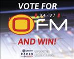 Vote for OFM & win!