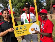 #OFMStreetSquad @ 2019 Vodacom Fibre Rose Run