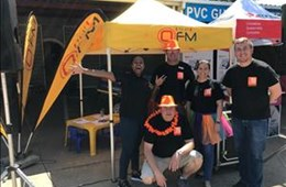 #OFMStreetSquad @ Buco BFN Bargain Blow-Out