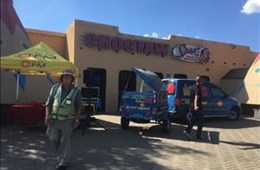 #OFMStreetSquad @ Choctaw Spur KBY