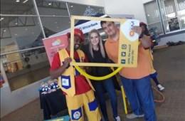 #OFMStreetSquad @ Oranje Toyota Ride & Drive Carnival