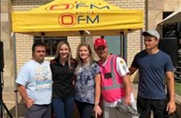 #OFMStreetSquad @ Cure Day Hospital, BFN