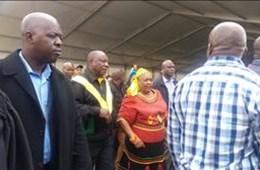 Ramaphosa visits Free State