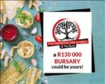 A R130 000 bursary could be yours!