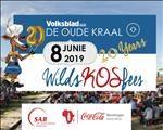 Win with the De Oude Kraal Volksblad WildsKOSfees