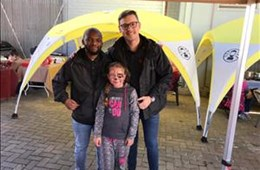 #OFMStreetSquad @ The Security Mecca Potchefstroom