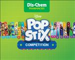 Win with Dis-Chem Disney PopStix!
