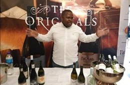 2019 Free State Wine Show