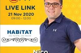 LiveLink@Habitat 21st November 2020