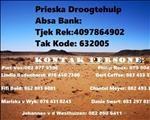 Wen 'n vakansie met Prieska-boere se droogtehulpprojek    News Article
