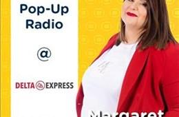 POP UP Radio@Delta 12th December 2020