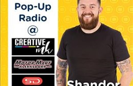 POP UP Radio@Creative Ink Media 28th November 2020