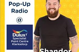 POP UP Radio@Dulux 27th November 2020