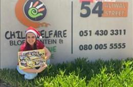 Child Welfare Christmas Gift Drop-Off Drive