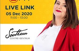 Live Link@Southern Centre 5th Dec 2020