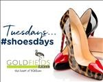 #Tuesdays are #ShoesDays on OFM in August!