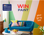Win with Dulux Specialist Paint Centre Klerksdorp