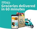 Win with the Checkers Sixty60 app