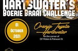 The Hartswater Boerie Braai Challenge - 1 October 2021