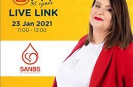 LiveLink@SANBS  Welkom 23rd January 2021