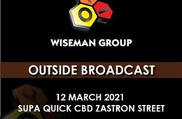 OB@Wiseman Group 12th March 2021
