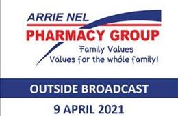 Arrie Nel Pharmacy Ficksburg opening 9 April 2021