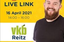 VKB Live Link 16/04/2021