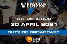 Stewards & Lloyds Outside Broadcast 30 April 2021