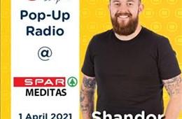 Meditas Spar Pop-Up 1 April 2021