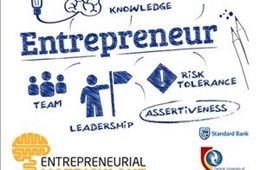 CUT Entrepreneurial Matriculant of the Year Competition - Outside Broadcast 8 May 2021
