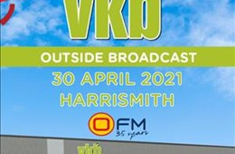 VKB OB Harrismith 30/04/2021