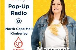 SANBS Kimberley Pop-up Radio 12 June 2021