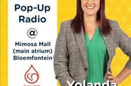 SANBS Bloemfontein Pop-up Radio 14 June 2021