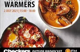 Food Get It Checkers Launch Outside Broadcast