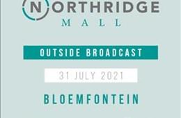 Northridge Mall Outside Broadcast - 31 July 2021