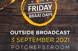 ZigMart Potchefstroom Outdoor Broadcast  -  03 September 2021